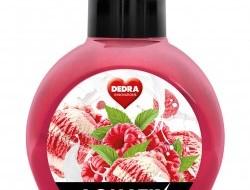 EKO koncentrát na ručné umývanie riadu, ECOBALSAM AQUATIX®, maliny so smotanou, s pumpičkou
