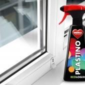 EKO Intenzívny čistič plastových povrchov Plastin ECOLOGIX spray 500 ml