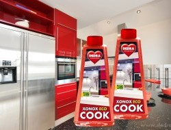 EKO intenzívny čistič na kuchyne a mastnotu XONOX ECO COOK náhradné náplne 2 ks , bez rozprašovača