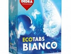 ECOTABS BIANCO tablety na bielu bielizeň