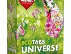 ECOTABS UNIVERSE tablety na bielu a farebnu bielizeň