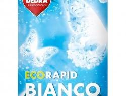 ECORAPID BIANCO prací prášok na bielu bielizeň