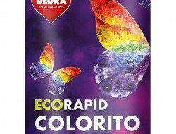 ECORAPID COLORITO prací prášok na farebnú bielizeň