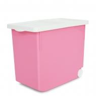 VIACÚČELOVÝ úložný box ružový