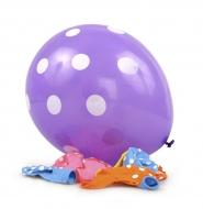 NAFUKOVACIE balóny s bodkami