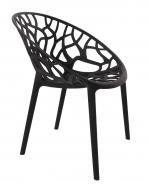 ARBOREAL stolička čierna
