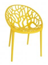 ARBOREAL stolička žltá