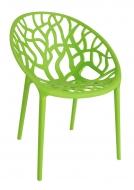 ARBOREAL stolička zelená