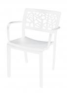 LORIEN stolička biela