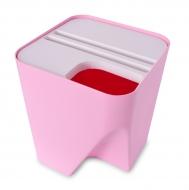 TOTEMUS kôš na triedený odpad ružový