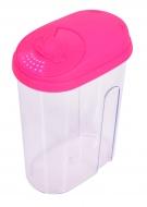 BOX na potraviny s vekom 1700 ml ružový