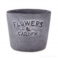 FLOWERS & GARDEN kvetináč