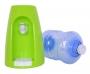 BARREL zásobník na nápoje zelený