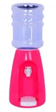 BARREL zásobník na nápoje ružový