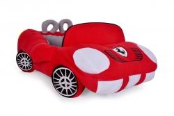 ŠPORTOVÉ auto pelech červený