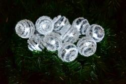 LED svietiaca dekoračná reťaz