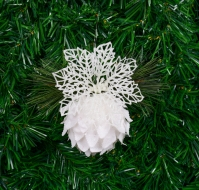 PÚČIK lotosu biely