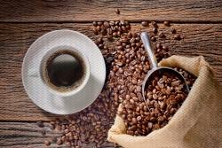 PRESTIERANIE s potlačou coffee