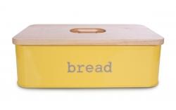 YELLOW BREAD chlebník z masívneho dreva