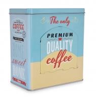 QUALITY COFFEE kovová dóza
