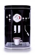 PRESSO COFFEE kovová dóza oválna