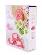 ROMANTIC fotoalbum s motívom ruží