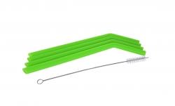 XXL GOECO slamky zelené