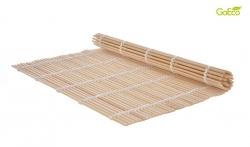 GOECO bambusová podložka na rolovanie sushi
