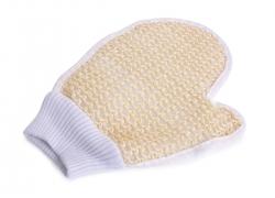 GOECO masážne sisalové rukavice