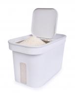 BOX na potraviny s priehľadom, samospádom a ochranou proti hmyzu
