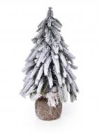ZASNEŽENÝ stromček výška 27 cm