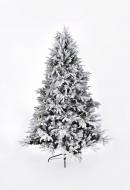 SMREK zasnežený vianočný stromček výška 180 cm