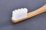 GOECO BAMBOO zubná kefka 10 000 vlákien biela