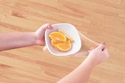 SILIKÓNOVÁ fólia na potraviny 30 x 30 cm