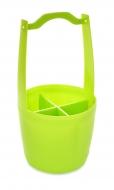 STOJAN na príbory s rukoväťou zelený