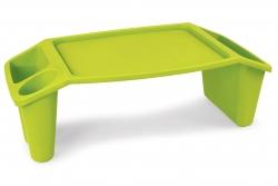 PRENOSNÝ stolík zelený