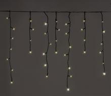 LED svetelný dážď