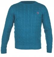 COTTON LÉGER sveter modrý