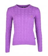 COTTON CHARMANTÉ sveter fialový