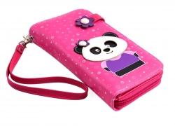 KIKISTAR peňaženka pink