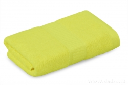 BAMBOO veľký uterák zelený