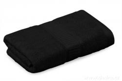 BAMBOO veľký uterák čierny