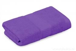 BAMBOO veľký uterák fialový