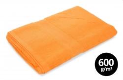 BAMBOO osuška oranžová
