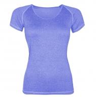 ŠPORTOVÉ tričko modré melange