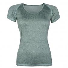 ŠPORTOVÉ tričko olivové melange