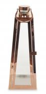 NEREZOVÝ svietnik medený výška 38 cm