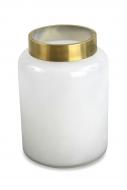 DEKORÁCIA v mliečnej bielej farbe