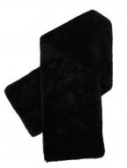 ŠÁLOVÝ golier čierny