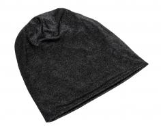 SHINY čiapka čierna